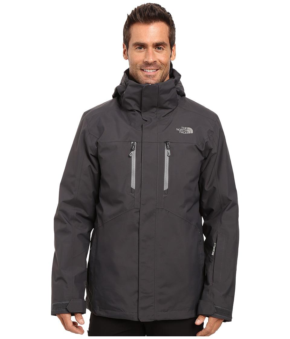 The North Face Clement Triclimate Jacket (Asphalt Grey) Men