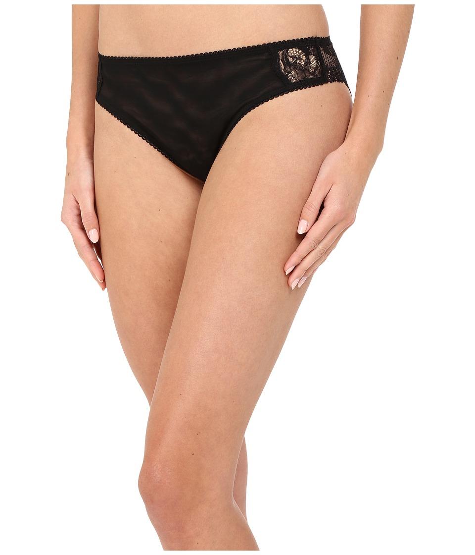 La Perla Begonia Brief Black Womens Underwear