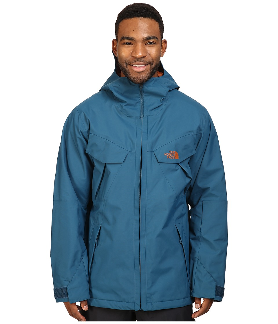 The North Face Brohemia Jacket (Prussian Blue (Prior Season)) Men