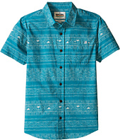 Rip Curl Kids - Cabana Short Sleeve Shirt (Big Kids)