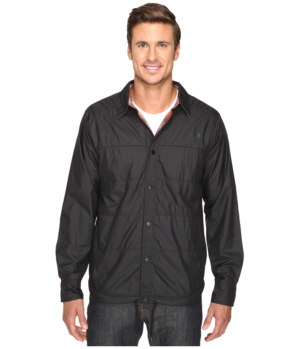 The North Face Fort Point Flannel Jacket (TNF Black) Men