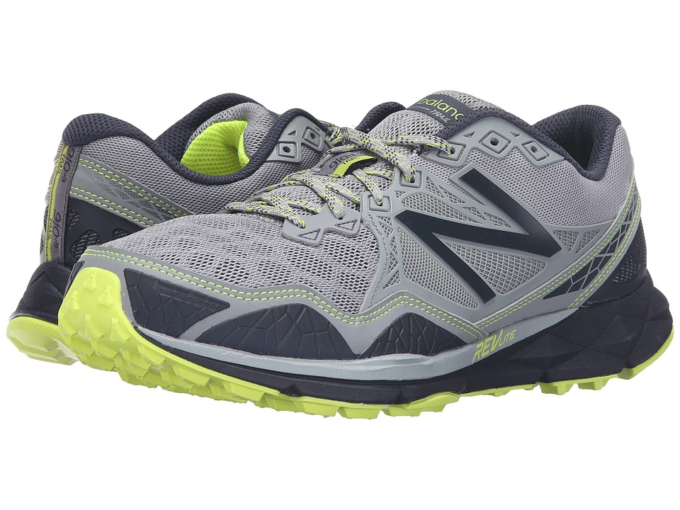 New Balance - MT910v3 (Grey/Yellow) Mens Running Shoes