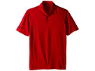adidas Golf Kids Performance Polo (Big Kids) (Red/Power Red)