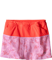 adidas Golf Kids - Tour Mixed Print Pull-On Skort (Big Kids)