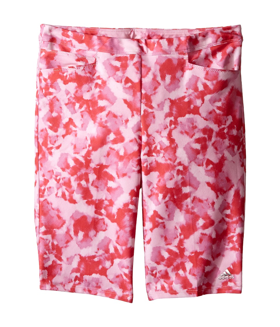 adidas Golf Kids Adistar Bermuda Shorts Big Kids Pink/Wild Orchid Girls Shorts