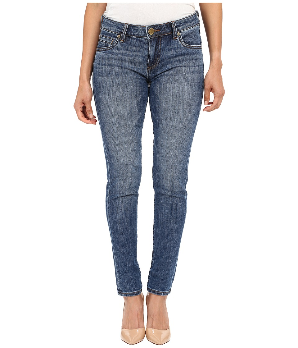 KUT from the Kloth Petite Diana Skinny Jeans in Kindle Kindle Womens Jeans