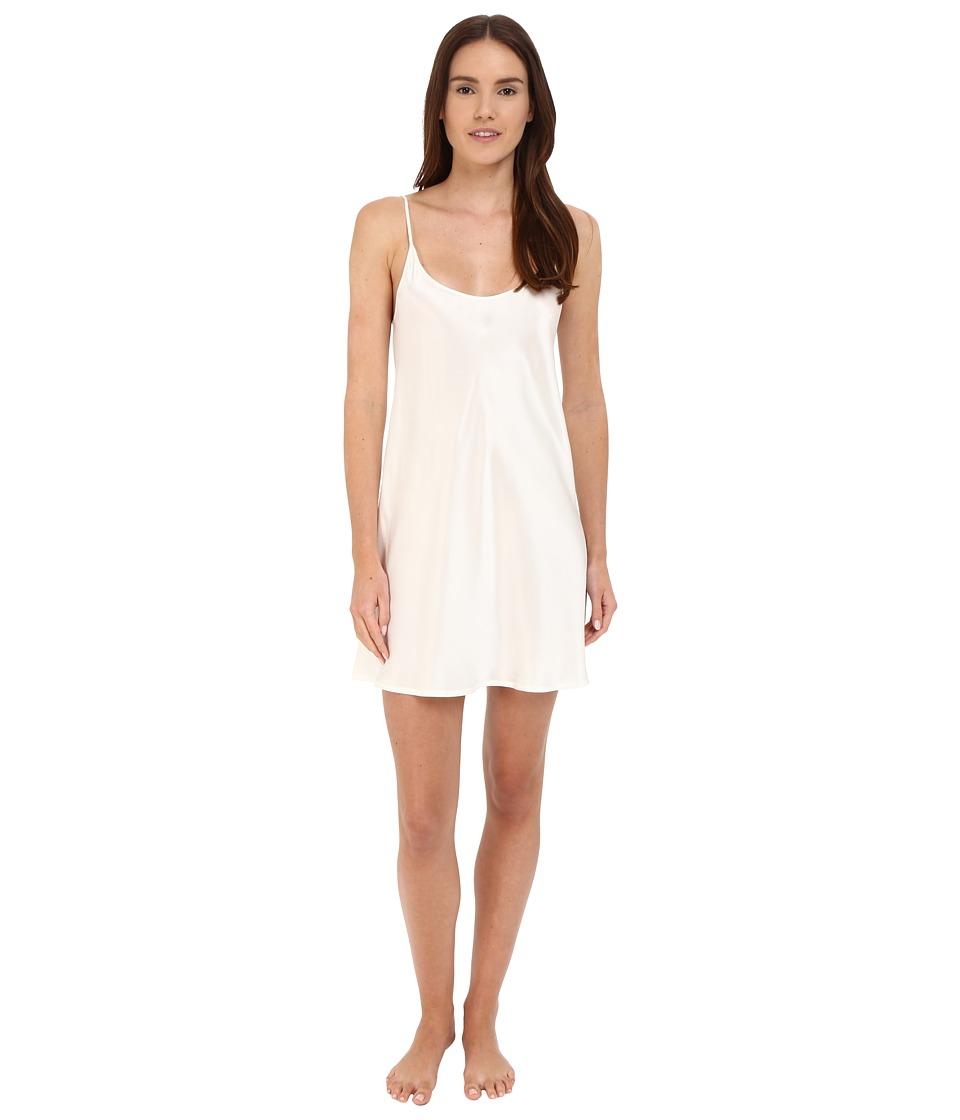 La Perla Silk Chemise (Natural) Women's Pajama