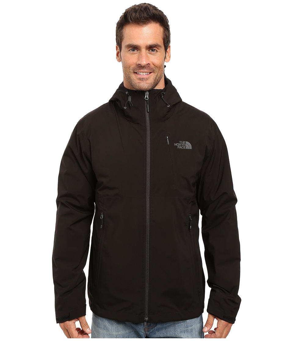 North Face Thermoball Triclimate Jacket (TNF Black) Men's...