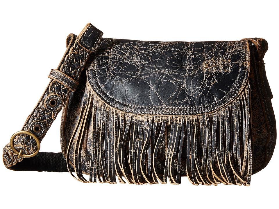 Bed Stu - Eastend (Black Lux) Handbags