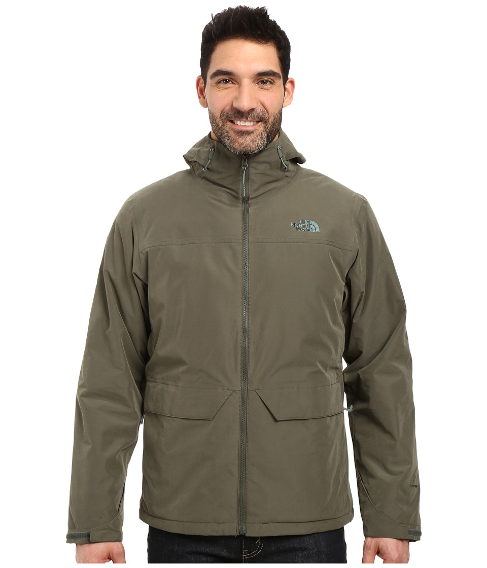 The North Face Canyonlands Triclimate Jacket (Climbing Ivy Green (Prior Season)) Men