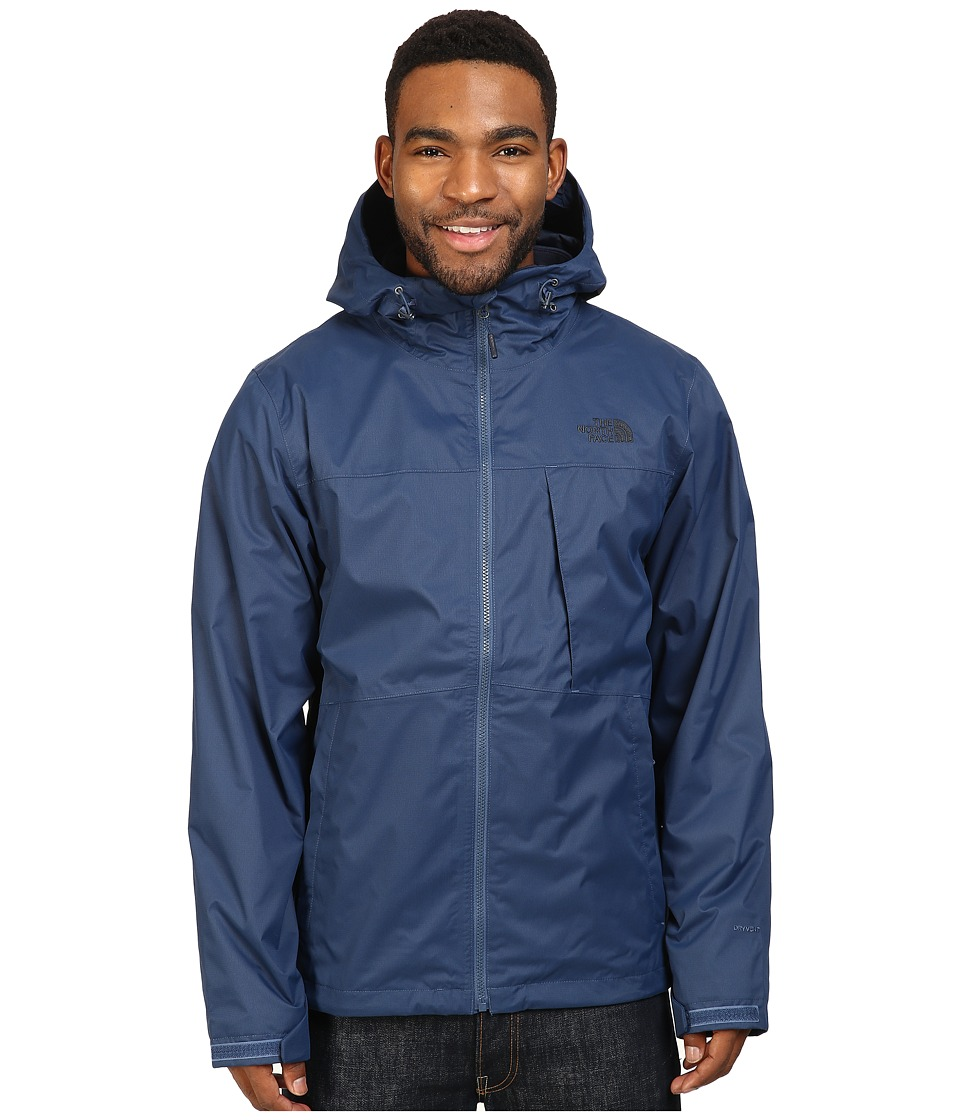 The North Face Arrowood Triclimate Jacket (Shady Blue) Men