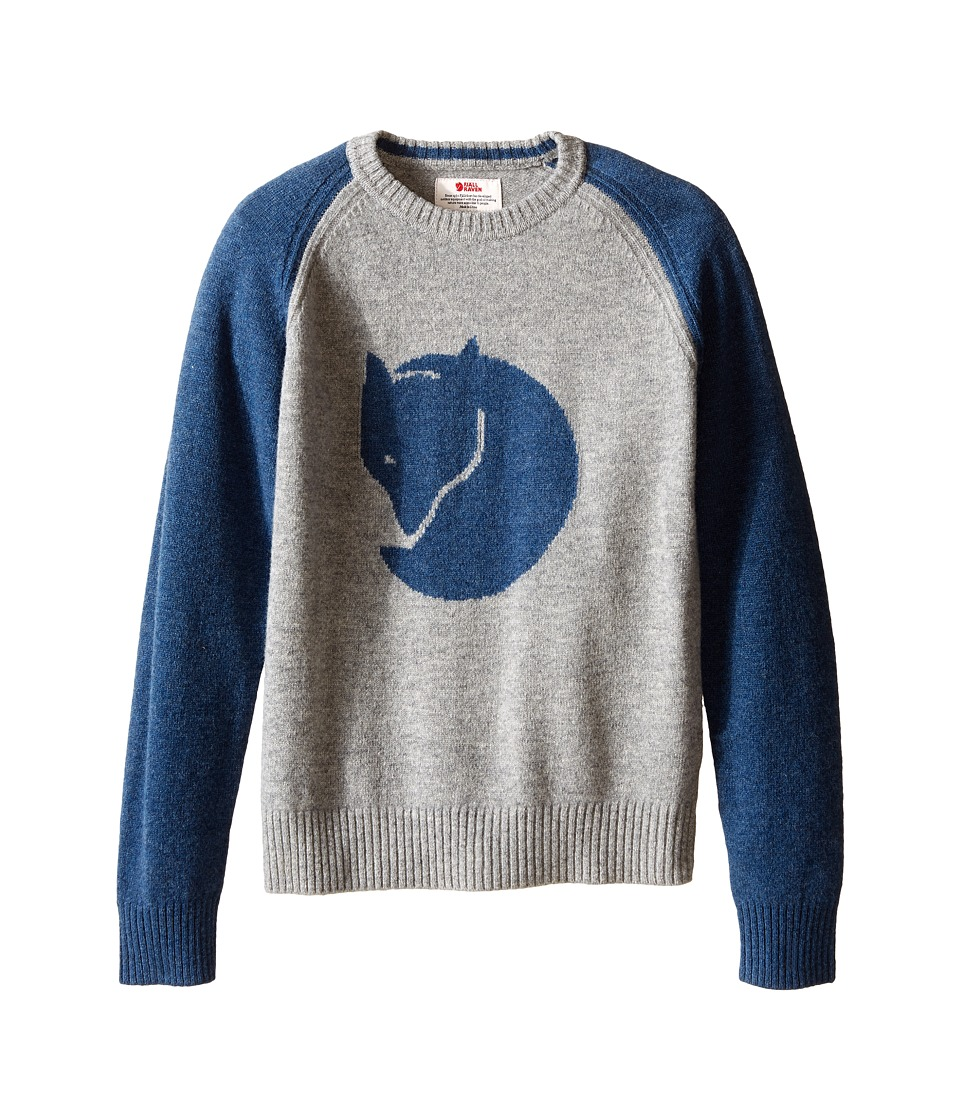 Fj llr ven Kids - Kids Fox Sweater (Uncle Blue) Kid