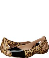 Crocs - Sienna Leopard Print Flat