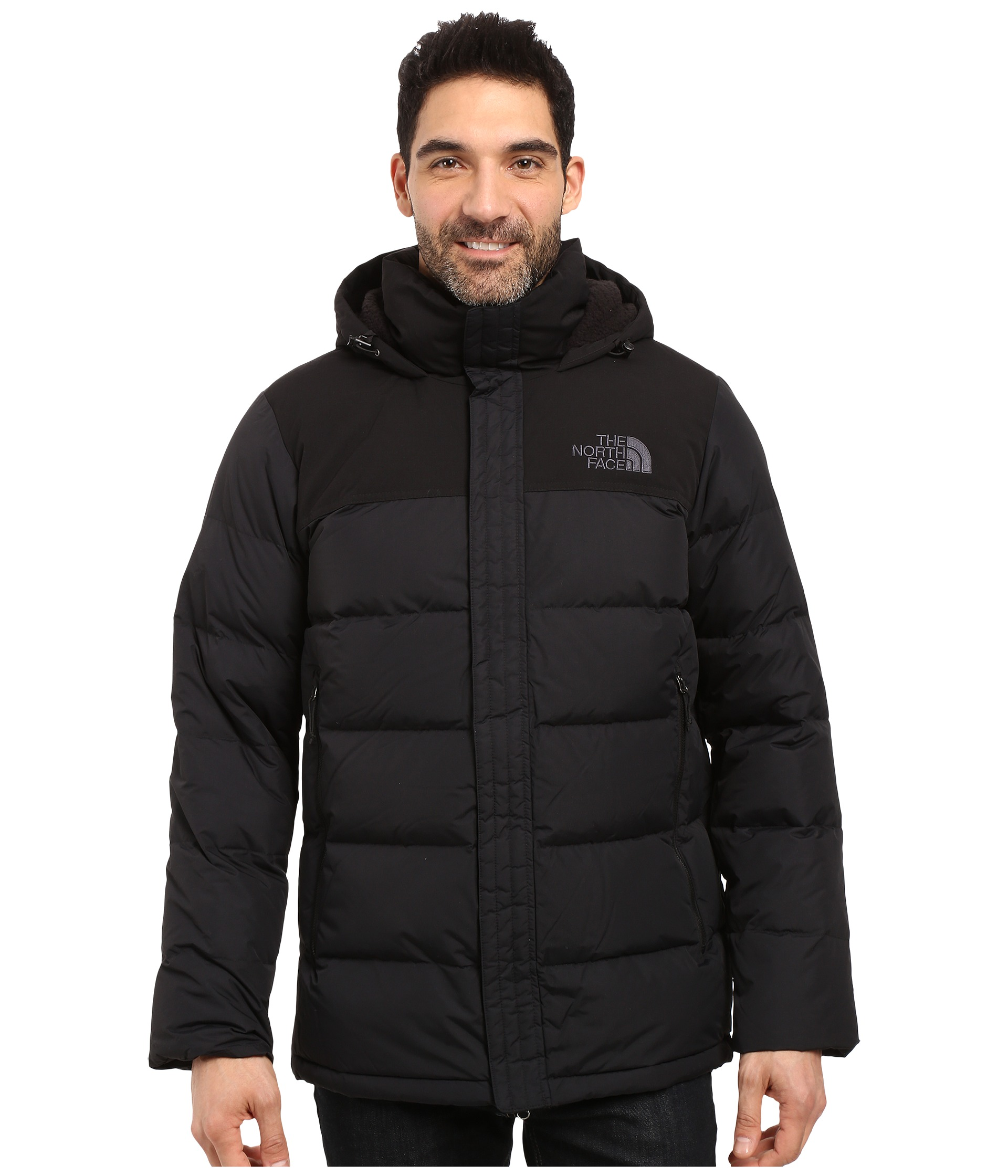 the north face nuptse ridge parka at. Black Bedroom Furniture Sets. Home Design Ideas