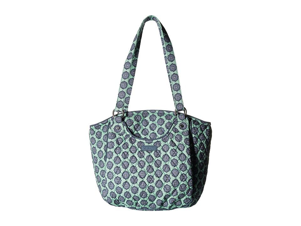 Vera Bradley - Glenna (Nomadic Blossoms) Tote Handbags