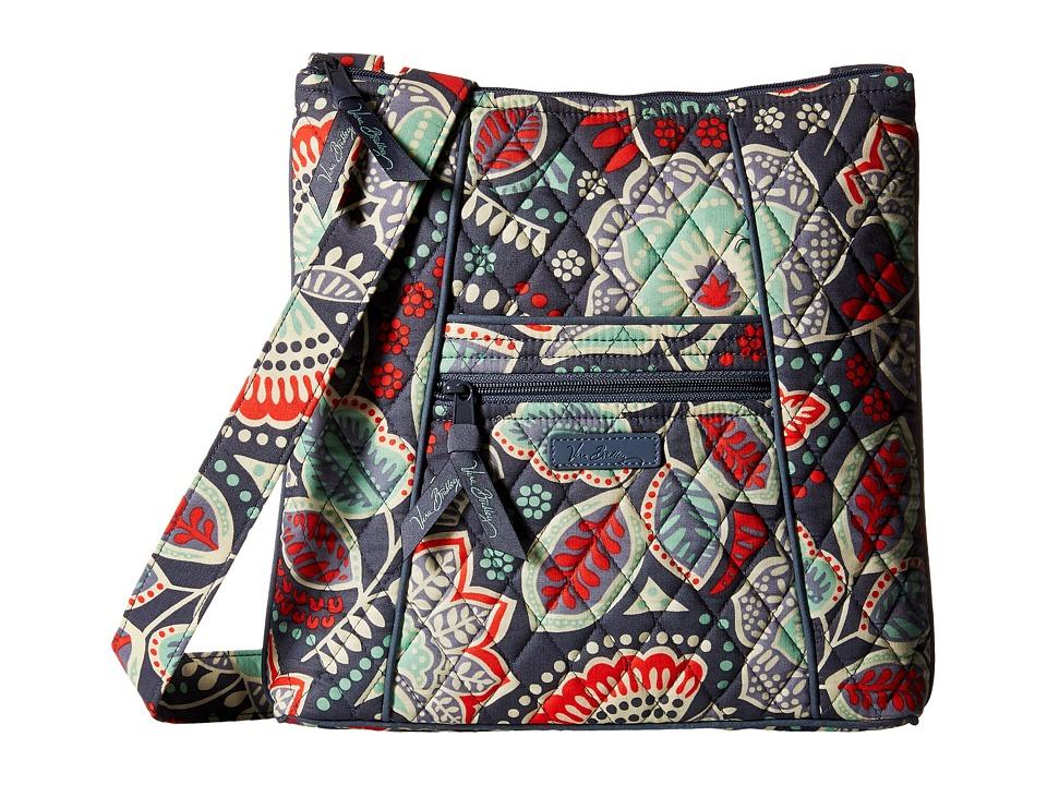 Vera Bradley - Hipster (Nomadic Floral) Cross Body Handbags