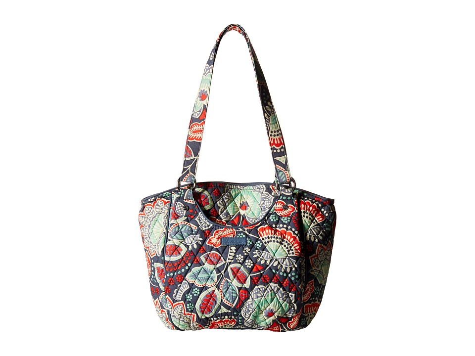 Vera Bradley - Glenna (Nomadic Floral) Tote Handbags
