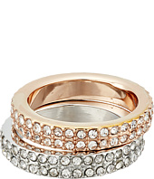 GUESS - Pave Duo Band Ring