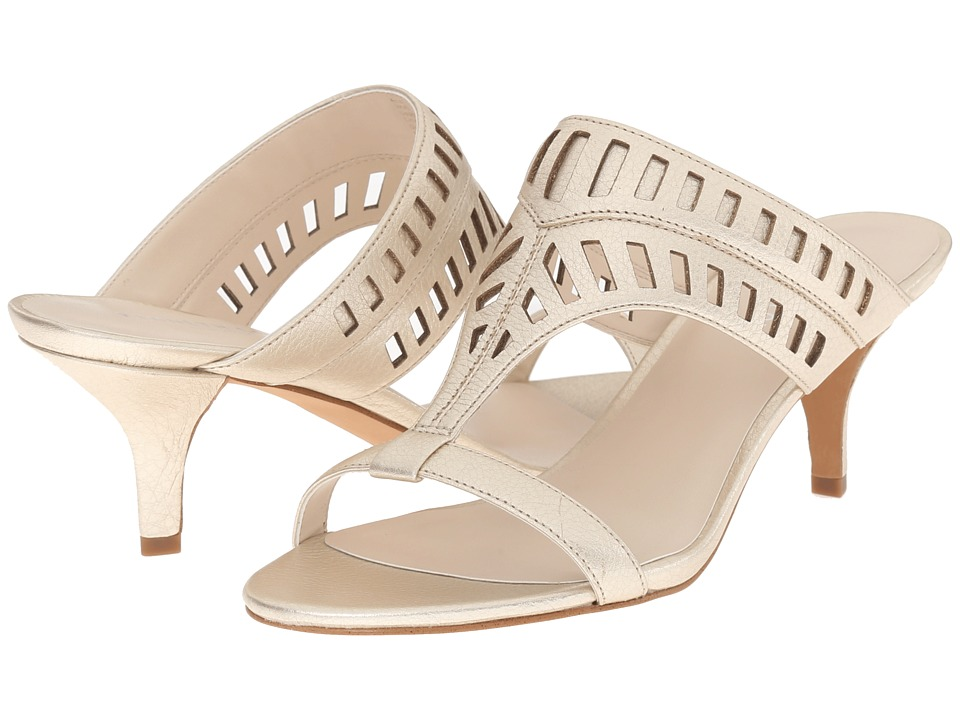 Kenneth Cole New York Aria Platinum High Heels