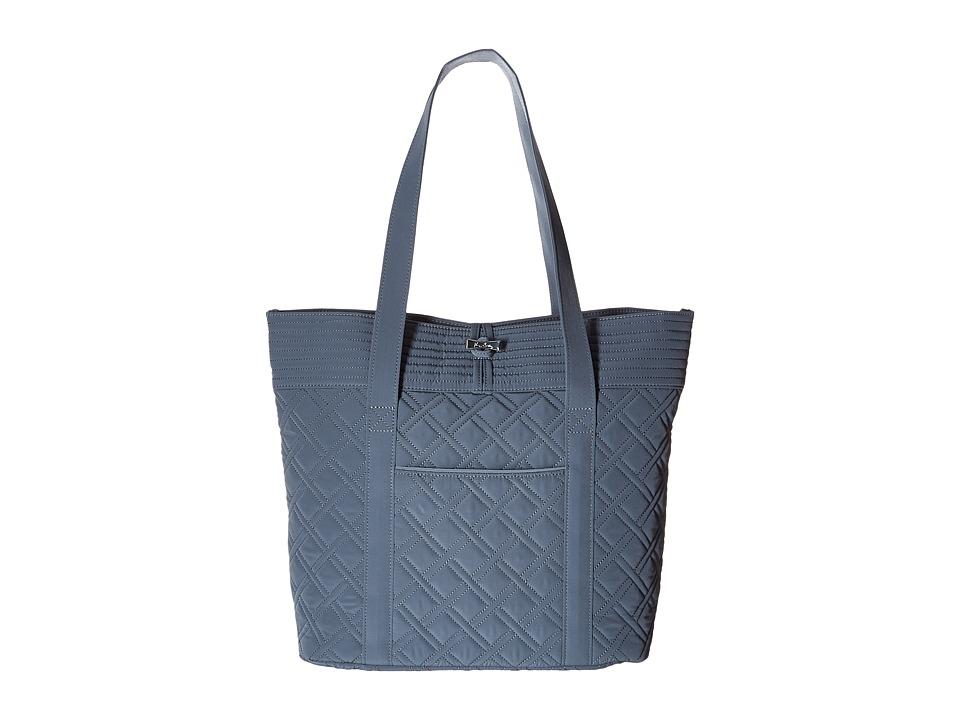 Vera Bradley - Vera (Charcoal) Tote Handbags