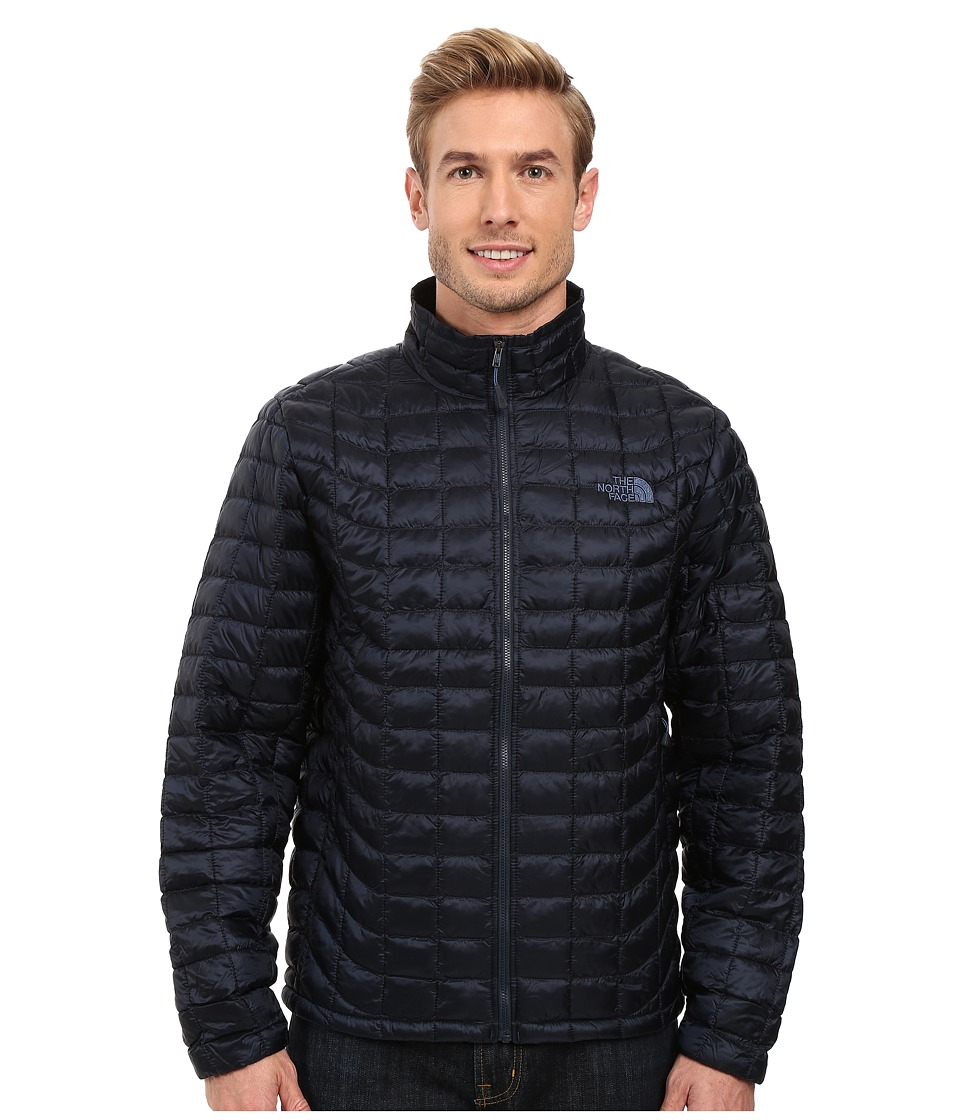The North Face - ThermoBall Full Zip Jacket (Urban Navy) Men