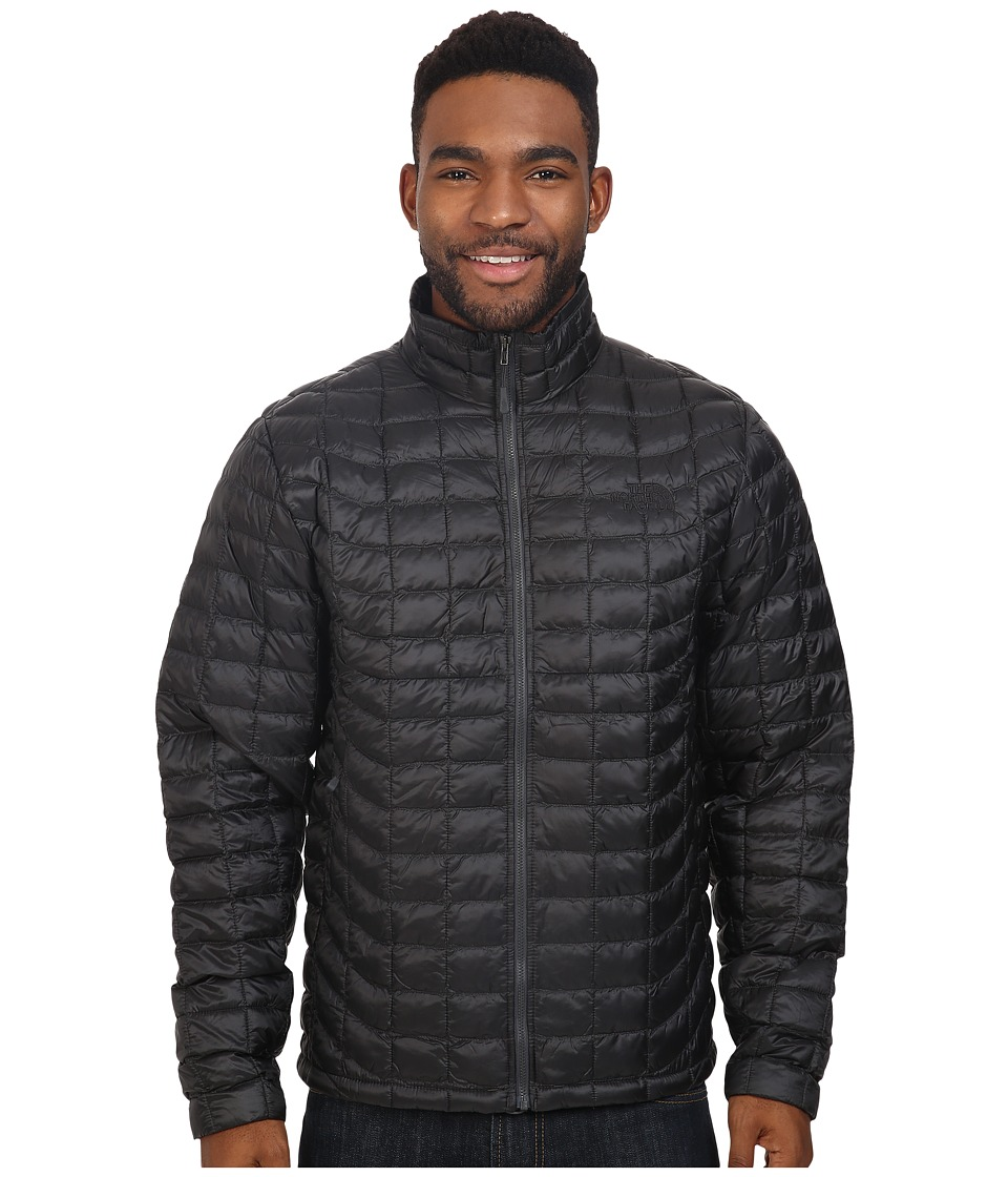 The North Face - ThermoBall Full Zip Jacket (Asphalt Grey) Men