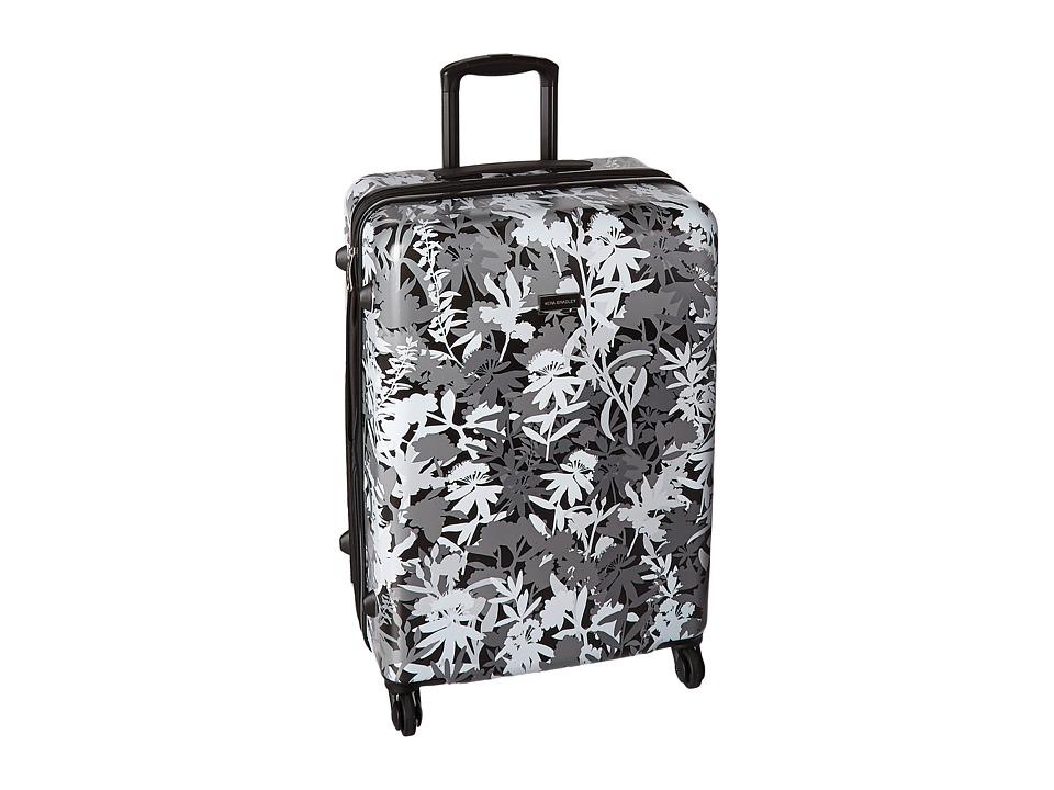Vera Bradley Luggage - Large Hardside Spinner (Camo Gray) Luggage