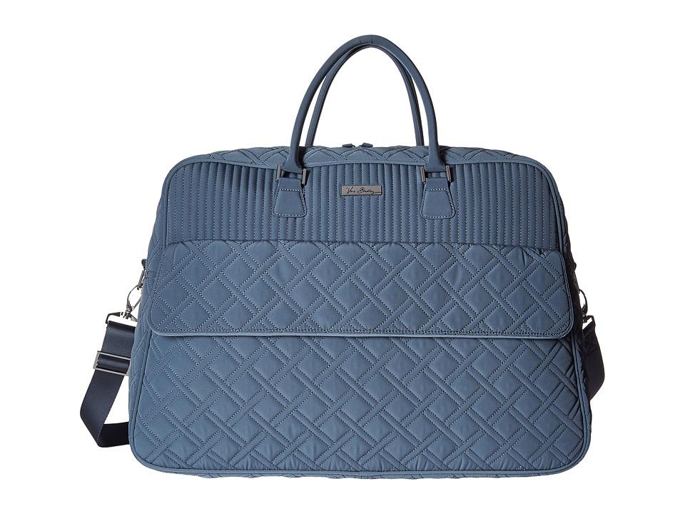 Vera Bradley - Grand Traveler (Charcoal) Duffel Bags