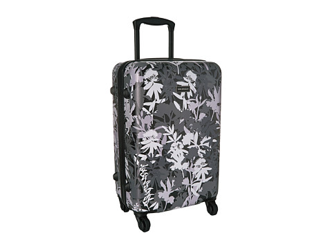 Vera Bradley Luggage Small Hardside Spinner - Camo Gray