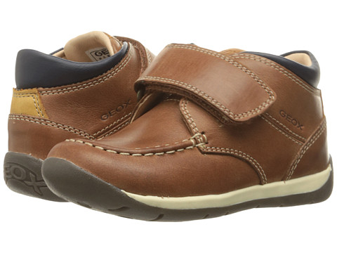Geox Kids Baby Each Boy 10 (Infant/Toddler) - Brandy
