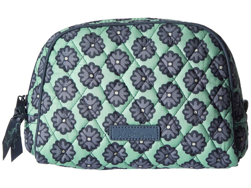 Vera Bradley Luggage Medium Zip Cosmetic Nomadic Blossoms Cosmetic Case