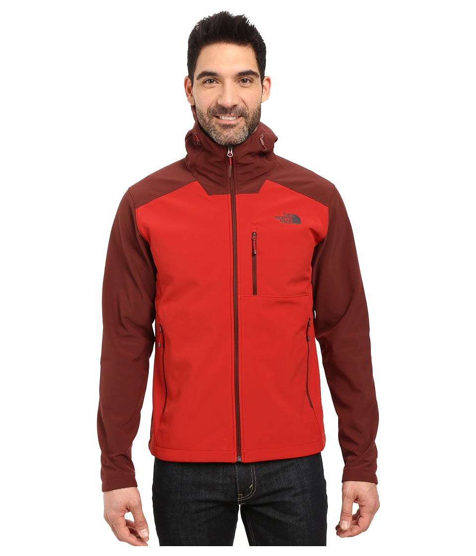 The North Face Apex Bionic 2 Hoodie (Cardinal Red/Sequoia Red) Men