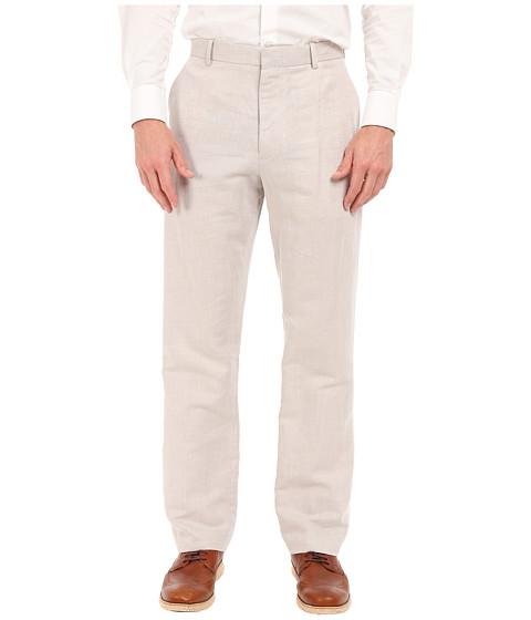 Perry Ellis Linen Suit Pants - Natural Linen