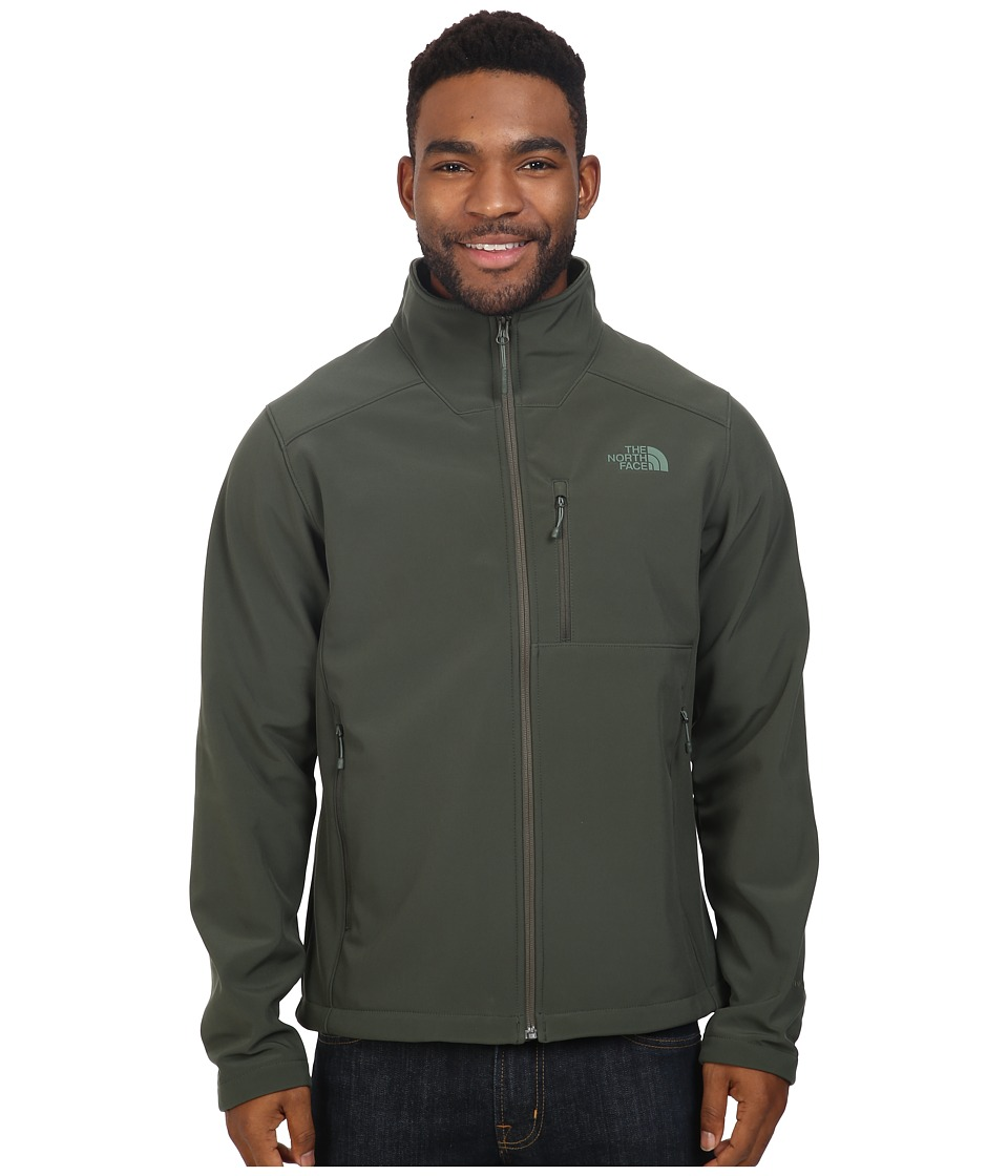 The North Face Apex Bionic 2 Jacket (Climbing Ivy Green/Climbing Ivy Green (Prior Season)) Men