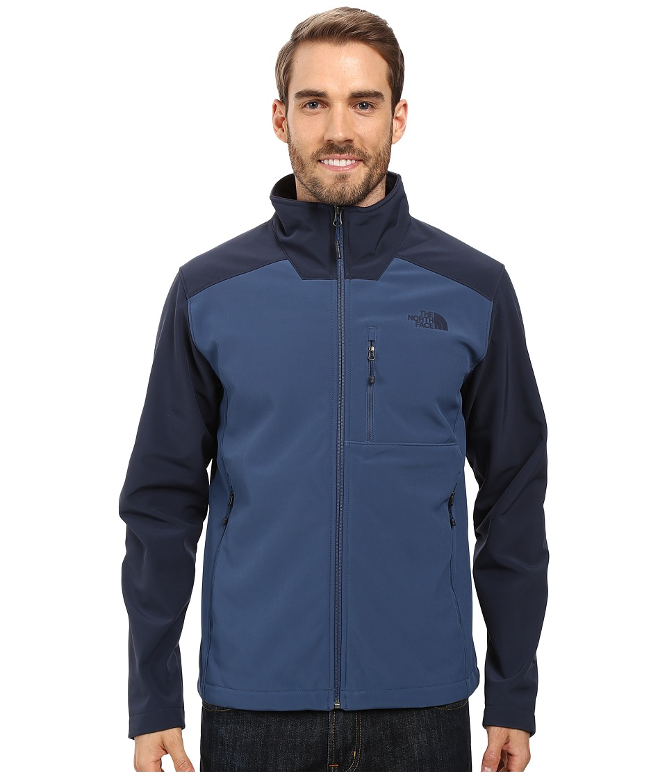 The North Face Apex Bionic 2 Jacket (Shady Blue/Urban Navy (Prior Season)) Men