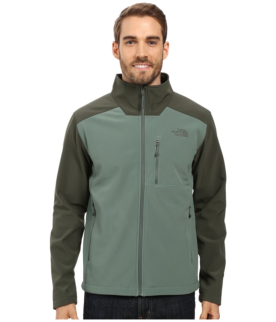 The North Face Apex Bionic 2 Jacket (Duck Green/Climbing Ivy Green (Prior Season)) Men