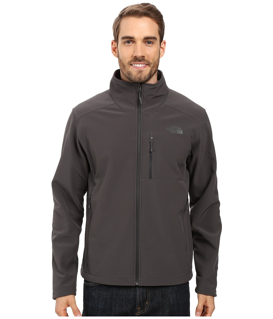 North Face Apex Bionic 2 Jacket (Asphalt Grey/Asphalt Gre...