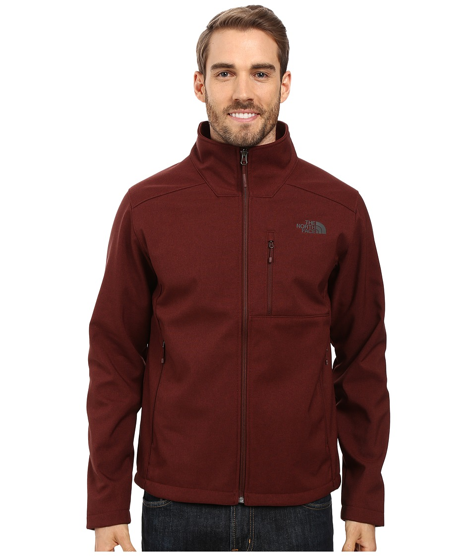 The North Face Apex Bionic 2 Jacket (Sequoia Red Heather/Sequoia Red Heather (Prior Season)) Men