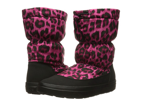 Crocs LodgePoint Pull-On Boot - Berry