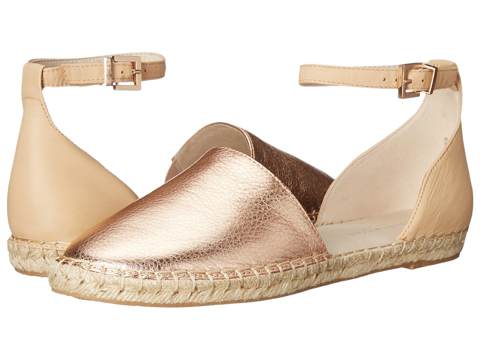 Kenneth Cole New York Blair Rose Gold/Nude Womens Flat Shoes