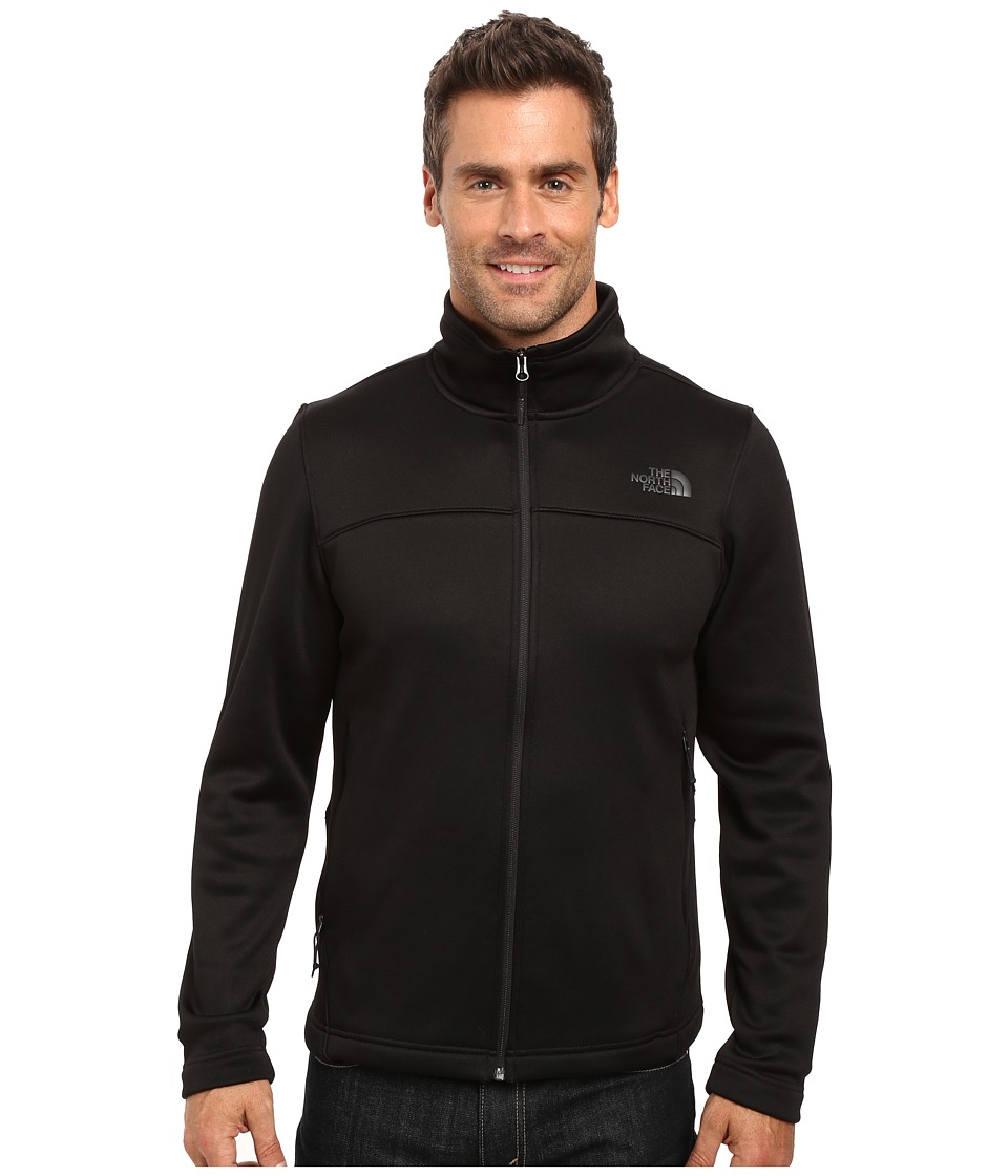 The North Face Schenley Full Zip (TNF Black) Men