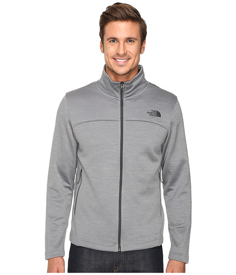 The North Face Schenley Full Zip - TNF Medium Grey Heather