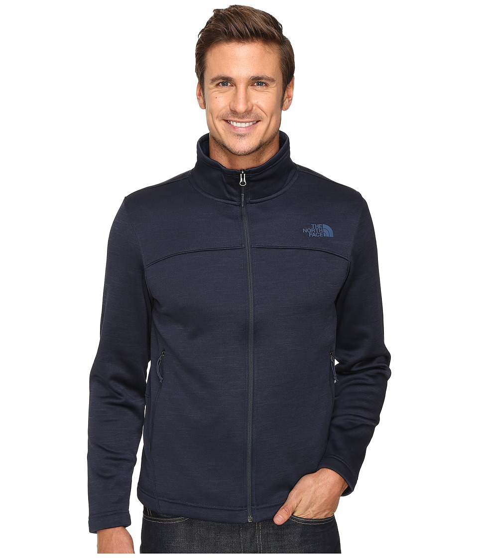 The North Face Schenley Full Zip (Urban Navy Heather) Men