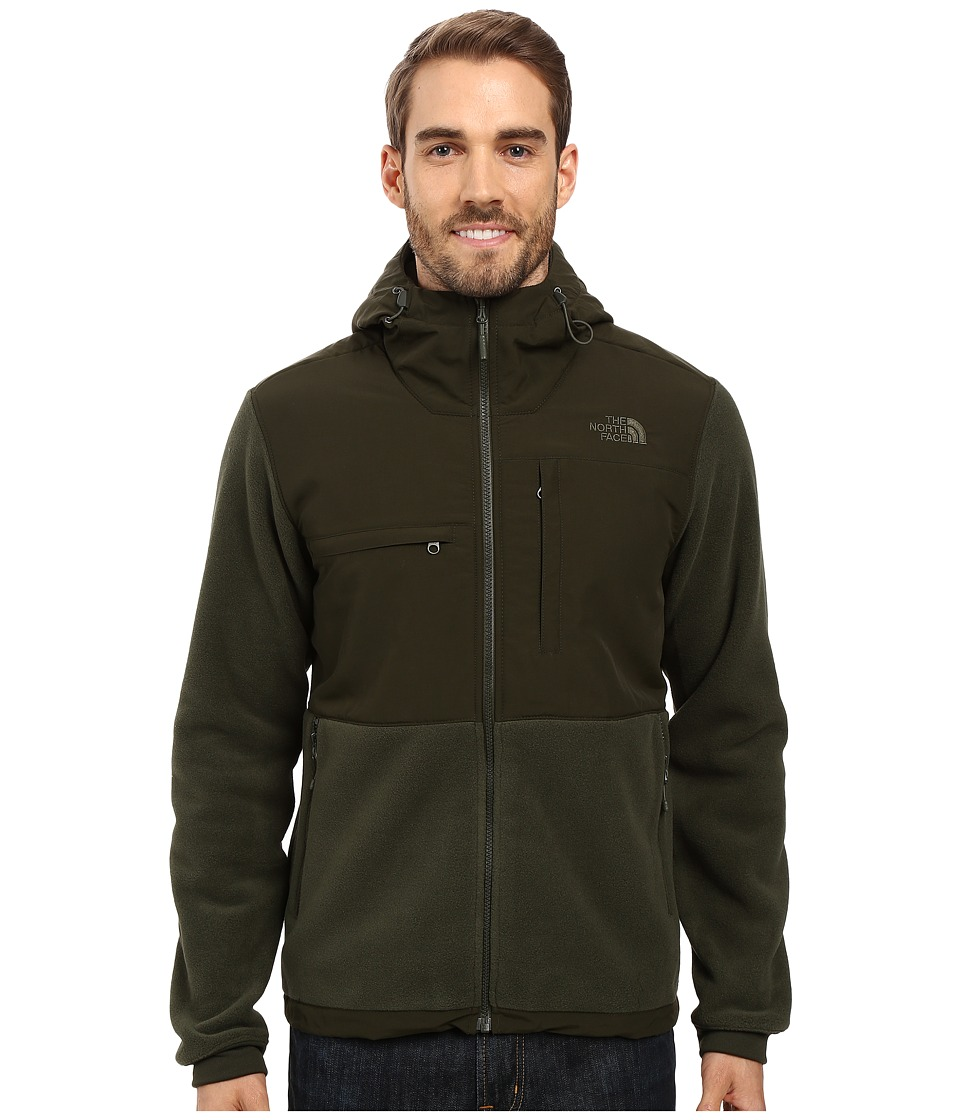 The North Face Denali 2 Hoodie (Recycled Climbing Ivy Green/Rosin Green) Men