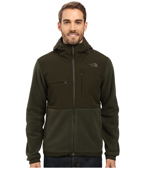 The North Face Denali 2 Hoodie - Recycled Climbing Ivy Green/Rosin Green