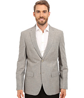Perry Ellis - Slim Fit Linen Cotton End on End Suit Jacket