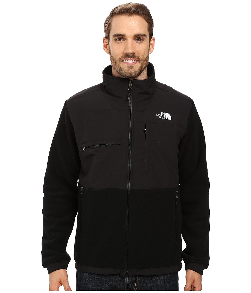 The North Face Denali 2 Jacket (Recycled TNF Black) Men