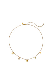Rebecca Minkoff - XOXO Charm Necklace