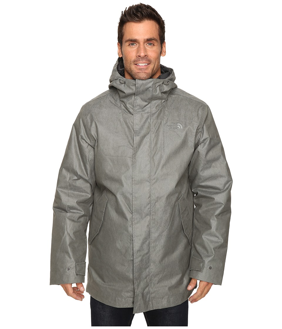 The North Face Elmhurst Triclimate Jacket (Fusebox Grey (Prior Season)) Men