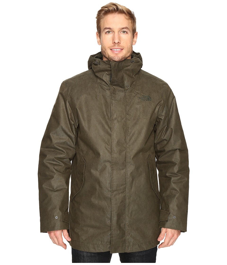 The North Face Elmhurst Triclimate Jacket (Rosin Green (Prior Season)) Men
